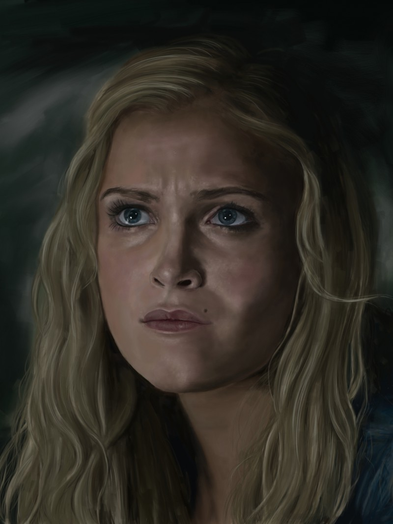 Clarke Painting