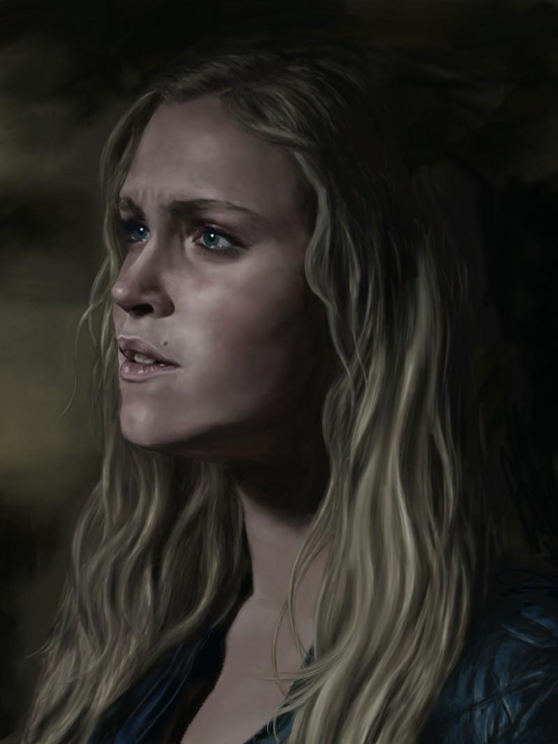 Clarke Portrait