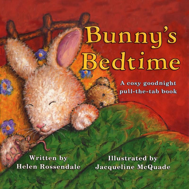 my bunny's bedtime